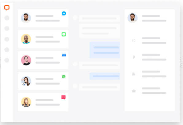 LiveChat, the second best live chat software for business.