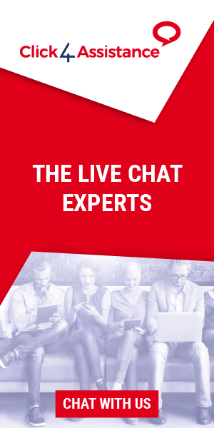 Talk to the live chat website experts today